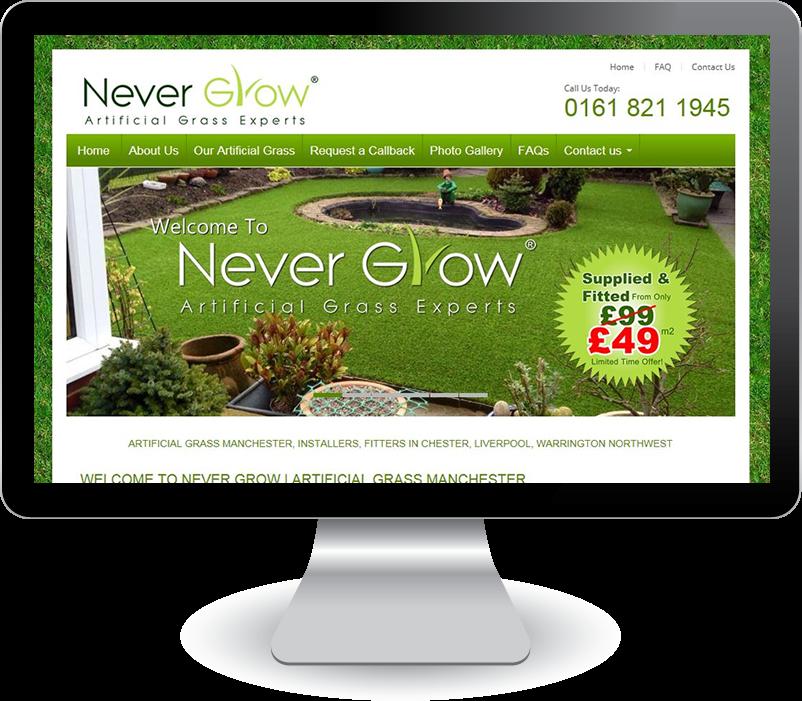 never grow